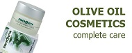 OLIVE OIL Natural Cosmetics - complete care