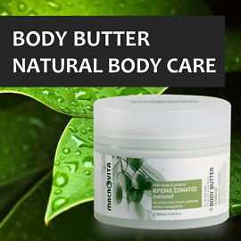 Enjoy MACROVITA Body Butters!