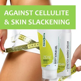 Enjoy MACROVITA LINE against cellulite and skin slackening!