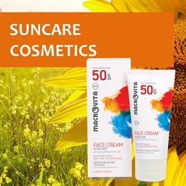 Enjoy MACROVITA suncare natural cosmetics!