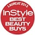 "BEST BEAUTY BUYS 2013 by ""InStyle Magazine"""