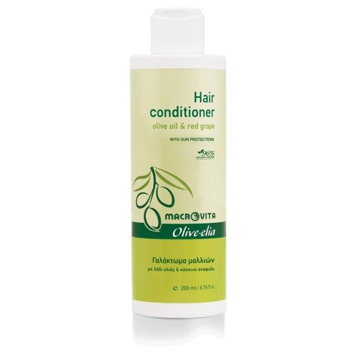 MACROVITA OLIVE-ELIA HAIR CONDITIONER olive oil & red grape 200ml
